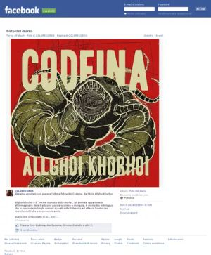 COLORECORDS recensione CODEINA